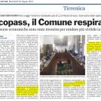 IL SINDACO SIA CHIARO  SU FONDI ECOPASS E SUI CONFLITTI D'INTERESSE, PERCHE' A RISCHIO CIVILTA' DEMOCRATICA