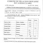 Villa San Giovanni, torna la sosta a pagamento.