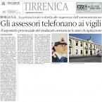 Villa San Giovanni, Vigili in agitazione: il fallimento di Attila!